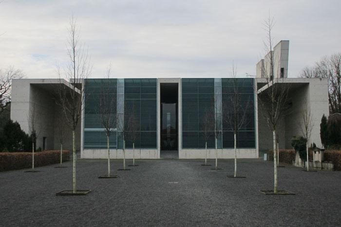 Treptow Krematorium Baumschuleweg Berlin